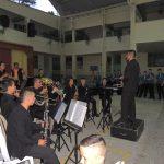 10 jovenes integrantes de la banda sinfonica del Instituto Neira viajaram a Francia