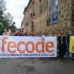 Fecode Protesta