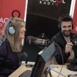 Juanes en Caracol Radio con Diana Montoya 110517G