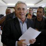 Alvaro Uribe y Madres de Soacha