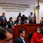 Comisiones de Paz Conjuntas del Congreso aprueban plan para garantizar el Fast Track230517