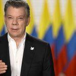 En una alocución, el Presidente Juan Manuel  Santos dijo que Colombia está dejando atrás y para siempre, una historia de sangre y dolor, gracias al Acuerdo para la Terminación del Conflicto.