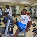 Concentración de la Selección Colombia en España