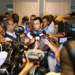 Mininterior habla sobre cese de paro en Buenaventura
