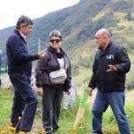 Pardo confirmó que el Sumapaz es una de las zonas con mayor riesgo por contaminación de minas antipersona.