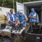 Dejación de armas de las FARC-EP Zona Veredal Carlos Patiño