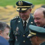 Ministro de Defensa Luis Carlos Villegas acompaña al Pte. Juan Manuel Santos en la Ceremonia de graduación de 106 nuevos Subtenientes del Ejercito Nacional.7