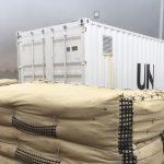 ONU asegura que ya tiene en su poder el 60% de las armas