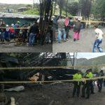 explosión en minas de Cucunubá
