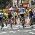 Peter Sagan gano la tercera etapa del Tour de Francia