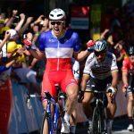 Arnaud deMare gana cuarta etapa del Tour