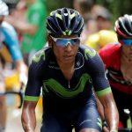 El ciclista boyacense aseguró que no está bien de piernas, pero que seguirá luchando.