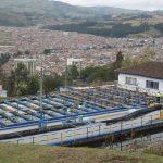 Esta es la planta de tratamiento de agua potable Centenario, entregada hoy en Pasto