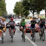 De izquierda a derecha: Járlinson Pantano, Sergio Luis Henao, Darwin Atapuma, Carlos Betancur, Esteban Chaves y Nairo Quintana – Foto: AFP