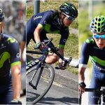 tres colombianos para la Vuelta a España