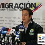 Christian Krüger Sarmiento, Director General de Migración Colombia