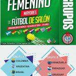 Comienza la fiesta, en el Sudamericano Femenino de Microfútbol, en Tunja