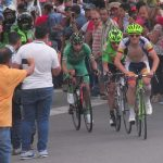Aristobulo Cala de Bicicletas Strongman es el nuevo líder de la competencia.