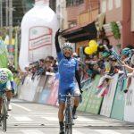 José Serpa celebró una emotiva victoria en Sopó