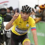 Aristóbulo Cala, el líder con casta de la Vuelta a Colombia