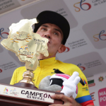 Aristóbulo Cala Campeón de la Vuelta a Colombia 2017