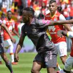 Santa Fe-Tigres 7 Fecha Liga II-2017