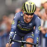 Esteban Chaves en la Vuelta a España 2017