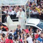 Papa Francisco en la Plaza de Bolívar 5