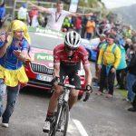 Vuelta España 2017;20ª ETAPA Corvera - Angliru
