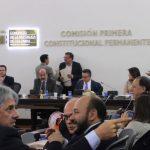 Sesión de la Comisión Primera del Senado