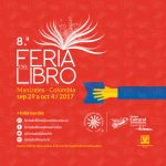Logo 8 Feria del Libro de Manizales