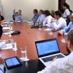 En el Fuerte Militar de Tolemaida, el Presidente Santos lidera este sábado una reunión del Consejo Nacional de Reincorporación, a la que también asisten el Vicepresidente, el Alto Comisionado para la Paz, ministros y otros altos funcionarios del Gobierno