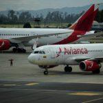 COLOMBIA-VENEZUELA-AVIANCA-FLIGHTS