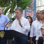 El Presidente informó que el Gobierno y las comunidades de Tumaco acordaron trabajar más en equipo para acelerar los programas de sustitución voluntaria de cultivos ilícitos.