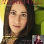 Revista MOMENTOS -Edición 29-Portada Mariana Pajon