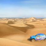 Chevrolet al Rally Dakar