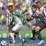 Atlético Nacional venció al Atlético Mineiro