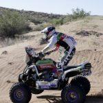 Ignacio Casale se consagró campeón del Dakar 2018 en cuatrimotos