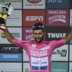 Fernando Gaviria, ciclista del Quick Step Floors.