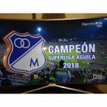 Millonarios FC Supercampeón