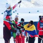 Con Sebastián Uprimny se inició actuación de Colombia en PyeongChang 2018