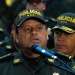 General Nieto director Policia Nacional