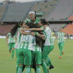 equipo femenino de Atlético Naciona