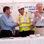 Vicepresidente presidió firma de los contratos de 4G de las Conexiones