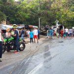 accidente en la vía Bogotá-Girardot