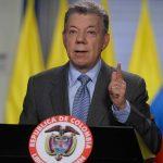 """""""Los invito a votar con entusiasmo y convicción. Con fe en el futuro. Salgamos a votar. Que la ganadora sea siempre Colombia""""."""