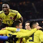 Colombia remontó 3-2 a Francia en París2