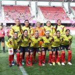 La Selección Colombia Femenina de Mayores. Foto: Federación Colombiana de Fútbol