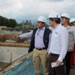 Planta de Tratamiento de Aguas Residuales en Armenia.
