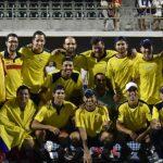 El representativo nacional venció a Brasil y logró por sexta vez la clasificación al play-off de ascenso al Grupo Mundial